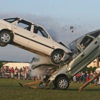 Head On Crash