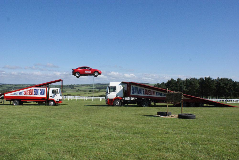 Car Stunt Show Uk