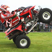 Quad Wheelie