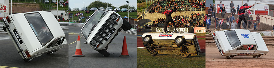 Stunt Driving Cars