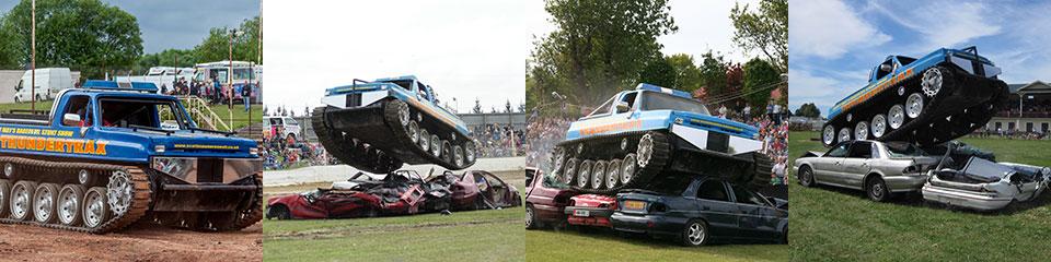 Thundertrax Tank