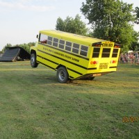 Wheelie Cool Bus