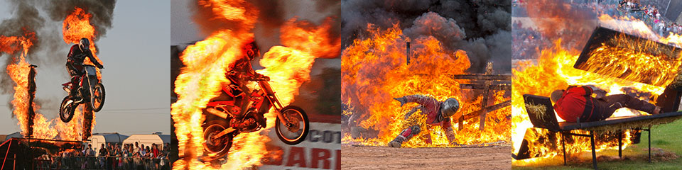 Fire Stunts
