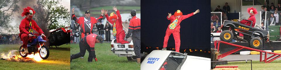 Stunt Clown