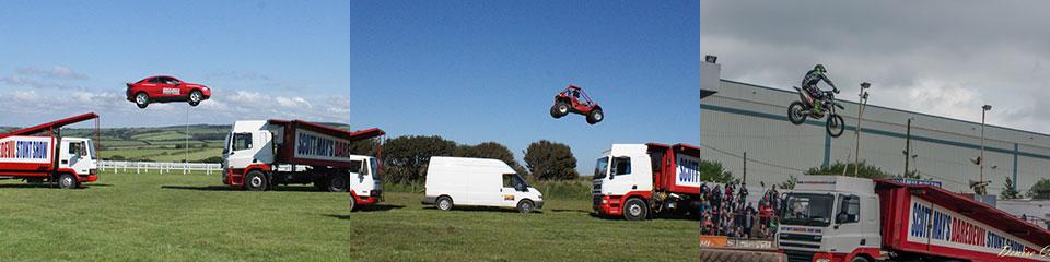 Ramp To Ramp Jumps