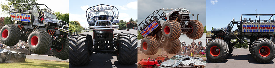 Slaine Monster Truck