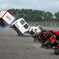 Two Wheel Truck + 4