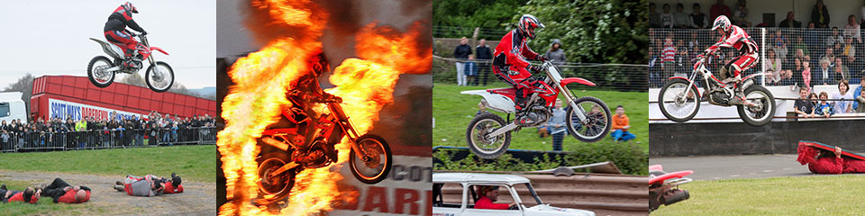 Motorcycle Jumps