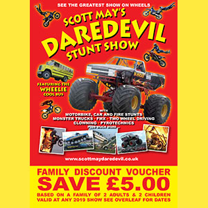 Family Discount Voucher